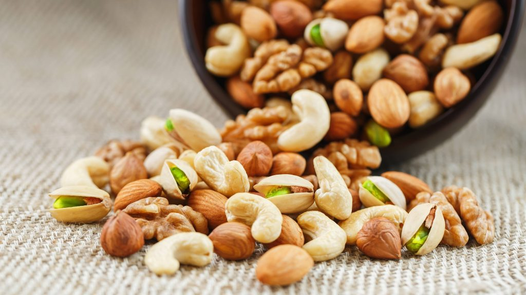 Consumer Health: Eating nuts for heart health