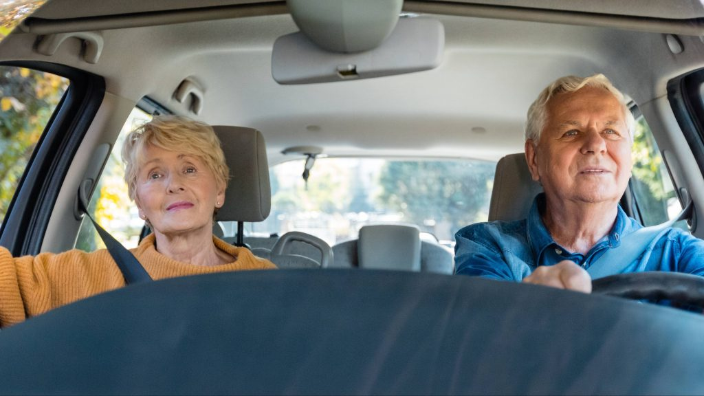 Alzheimer's and dementia: When to stop driving