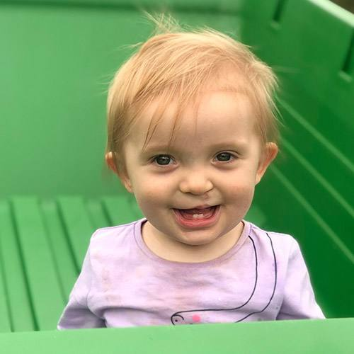 Sharing Mayo Clinic patient Everly Winkowski