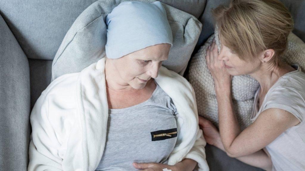 La olanzapina puede ayudar a controlar náuseas y vómitos en pacientes con cáncer avanzado