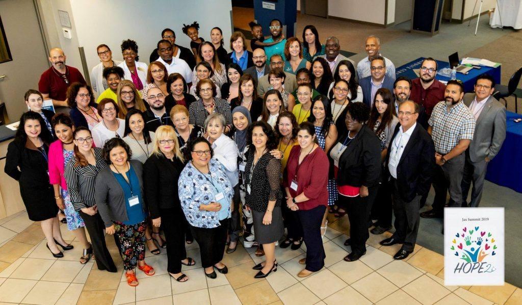 Jax Summit 2019 workshop attendees