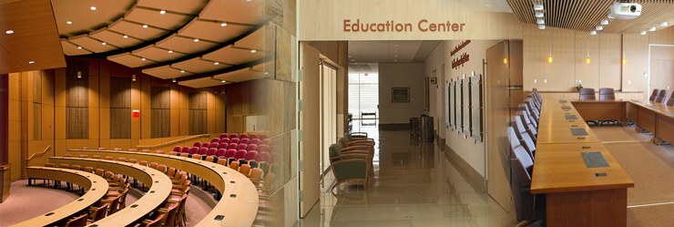 Education Wing Images