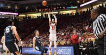Lobo Men's Basketball to Visit Mar. 29