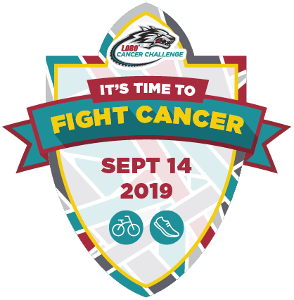 Lobo Cancer Challenge Graphic