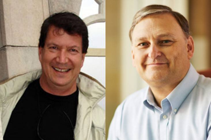 Deretic, Prossnitz named Distinguished Professors