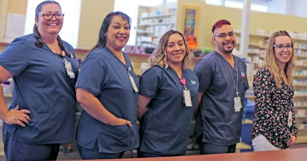 Meet our Outpatient Pharmacy Team!