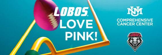 Lobos Love Pink this Saturday!