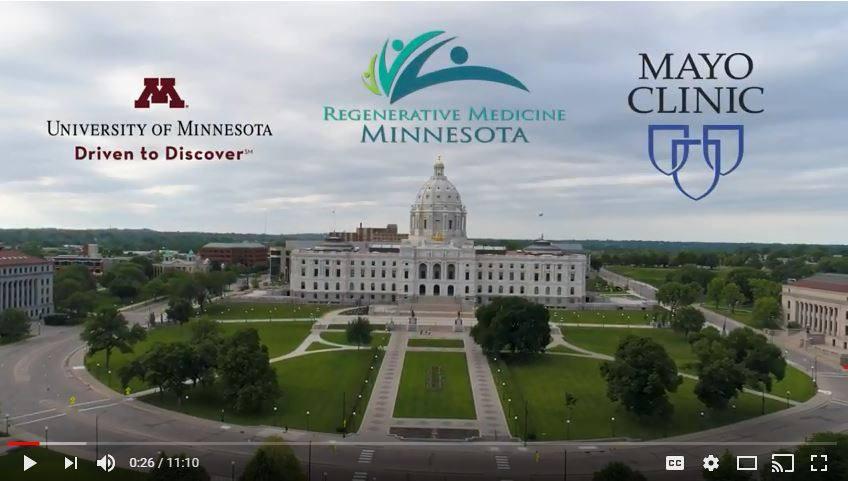 Regenerative Medicine Minnesota Idea Exchange and Celebration