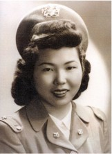 Teruko Yamashita Cadet Nurse 1966A