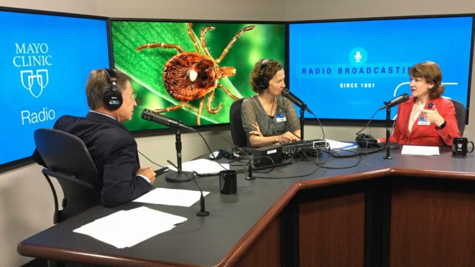 Dr.-Bobbi-Pritt-being-interviewed-on-Mayo-Clinic-Radio-16-x-9-1024x576
