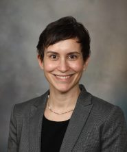 Photo of Audrey Schuetz, M.D.