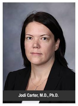 Jodi Carter, M.D., Ph.D. - pic