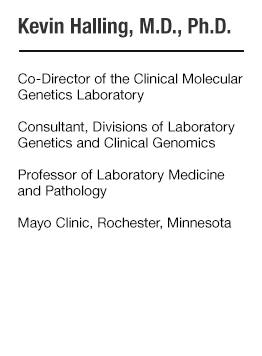 Kevin Halling, M.D., Ph.D. - bio