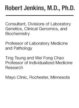 Robert Jenkins, M.D., Ph.D. - bio