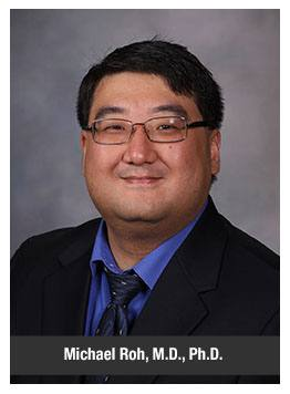 Michael Roh, M.D., Ph.D. - pic