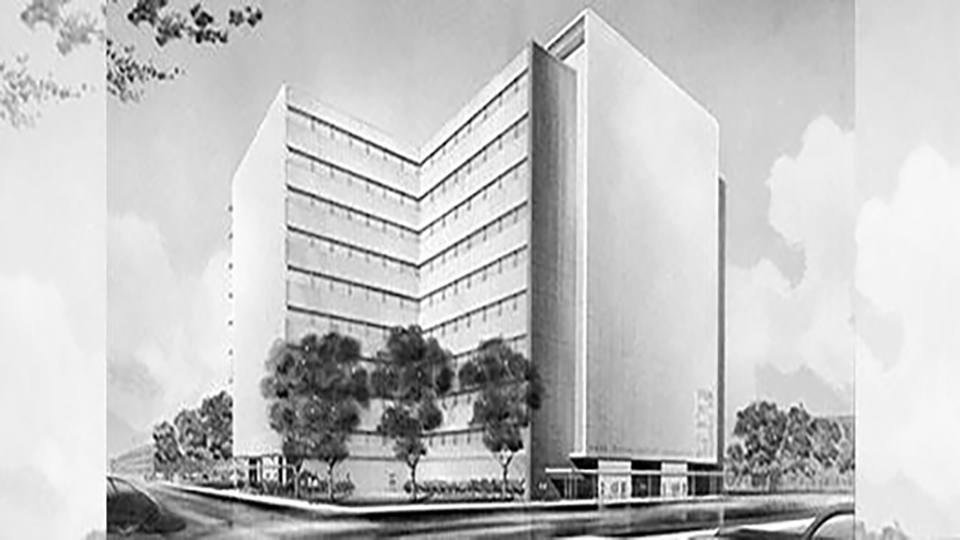 mayobuildingdrawing1950