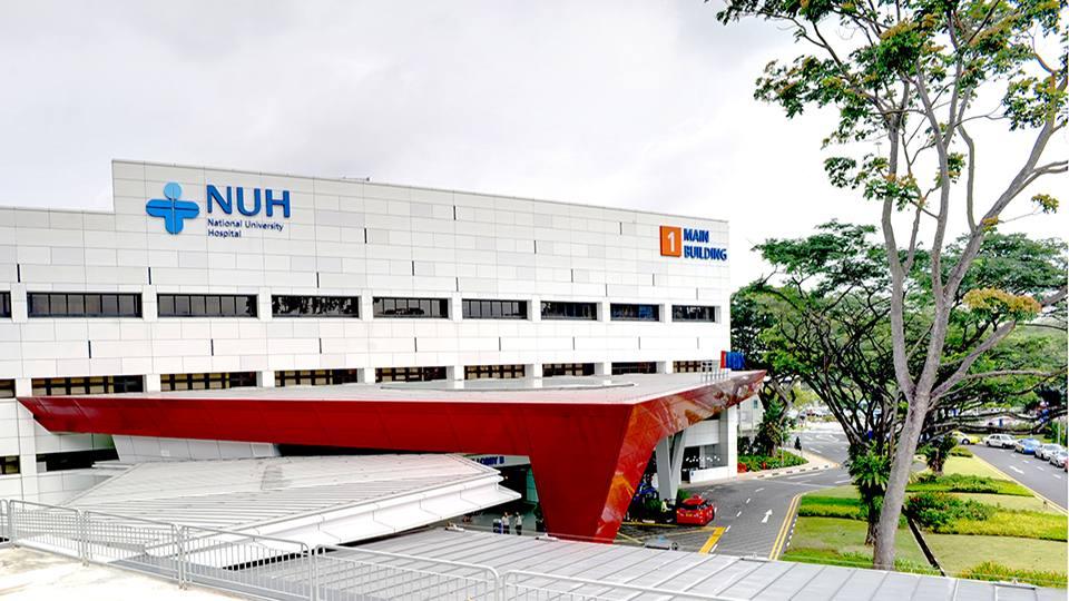 Mayo Clinic, National University Hospital in Singapore