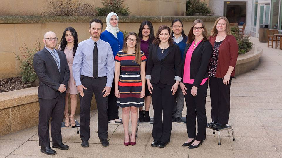 histology technician program celebrates 2018 graduation