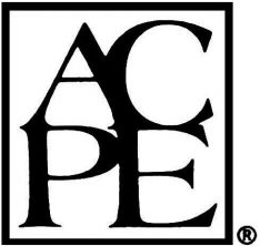 American Council for Pharmacy Education (ACPE) logo