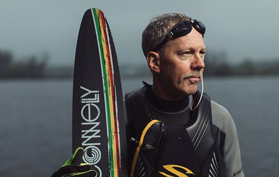 Water-Skiing, Emergency Medicine and the Path Back to Health