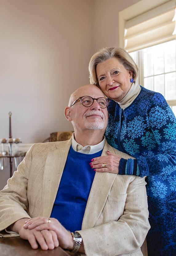 Why We Give: Timothy J. Miller, M.D., and Deborah L. Miller