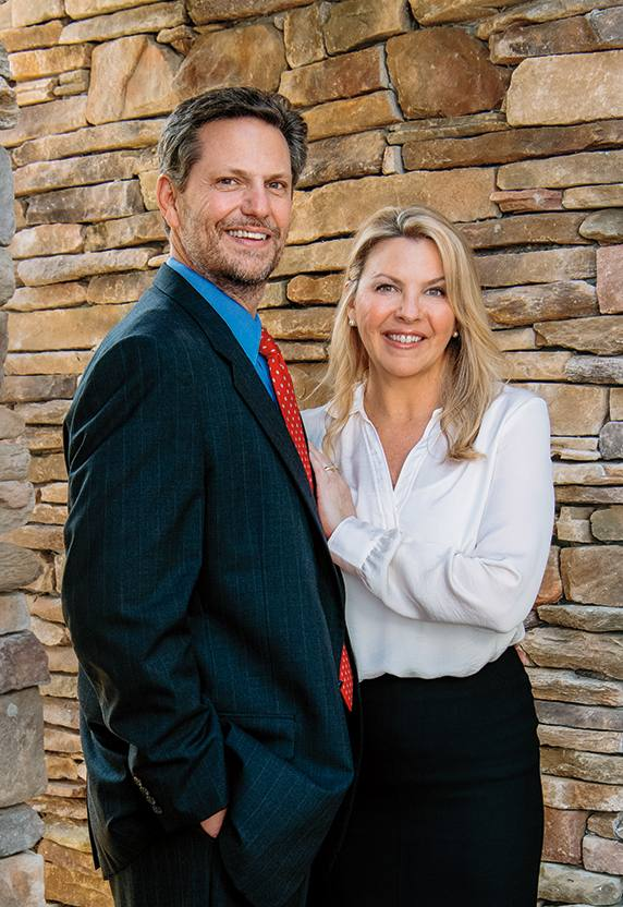 Why We Give: Andrew and Elizabeth McPherson