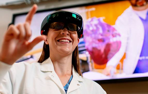 New Simulation Lab Will Help Medical Students Embrace Learning, Innovation and Technology