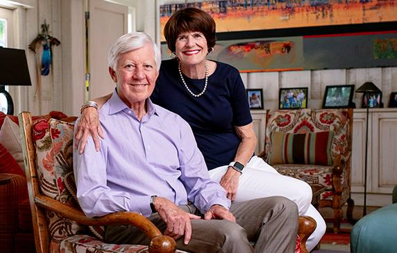 A Couple's Mission to Encourage Whole Person Care Blossoms Into a Center for Women's Health