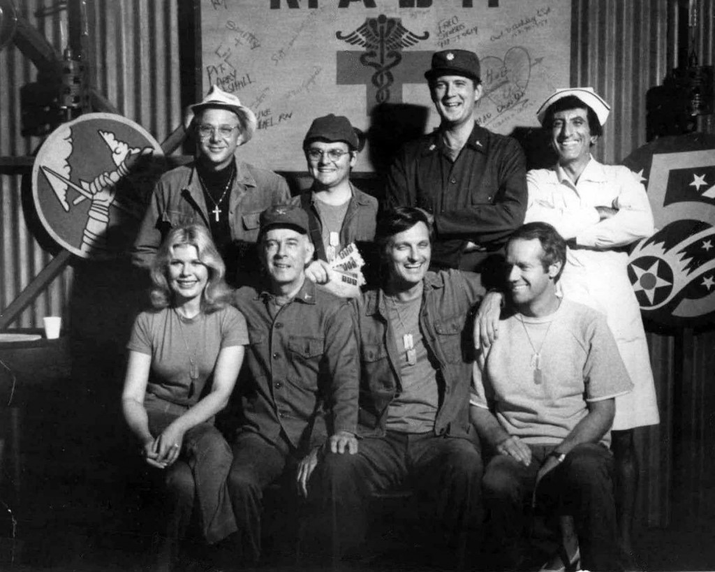 MASH_Cast_1977