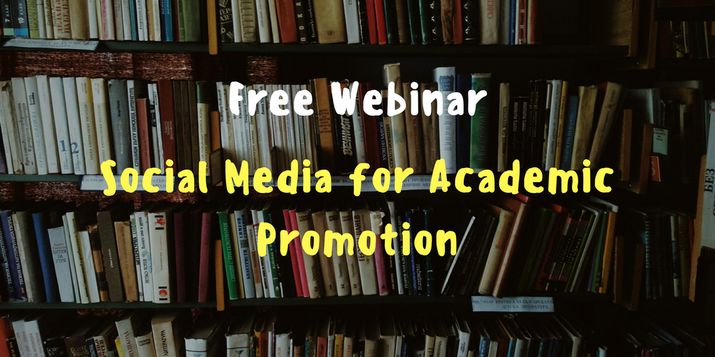 Social Media Scholarship as a Criterion for Academic Promotion