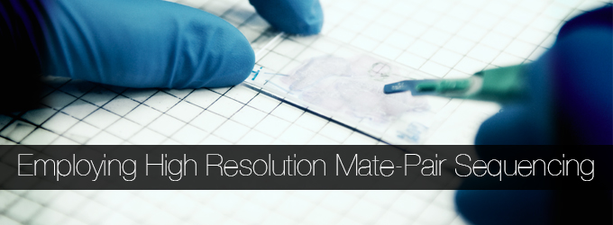 Employing High Resolution Mate-Pair Sequencing