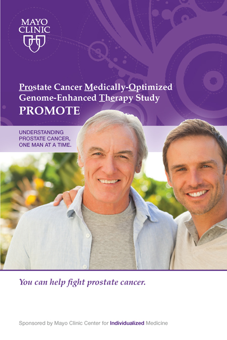 Download the PROMOTE Study brochure for patients and providers