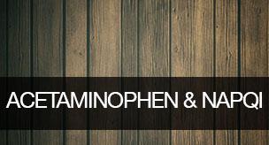 Acetaminophen and NAPQI