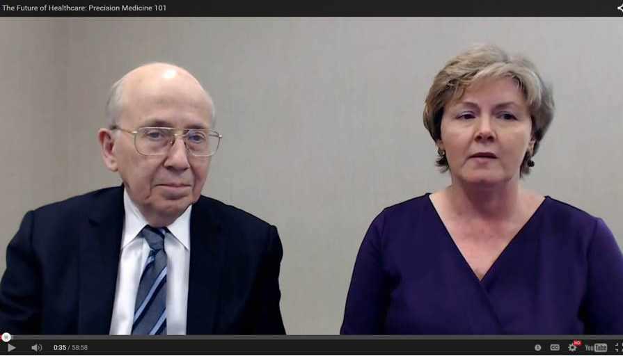 Dr. Richard Weinshilboum talks about the Future of Health Care: Precision Medicine 101