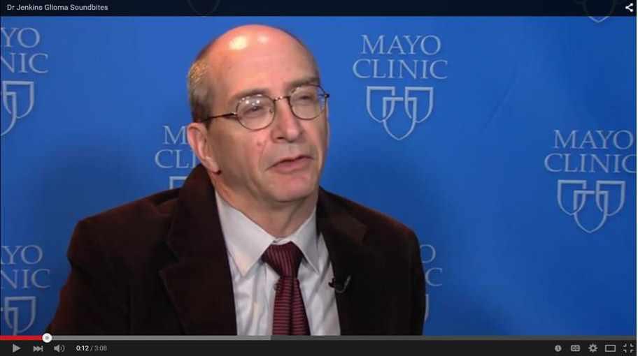 Dr Jenkins Gliomas YouTube2