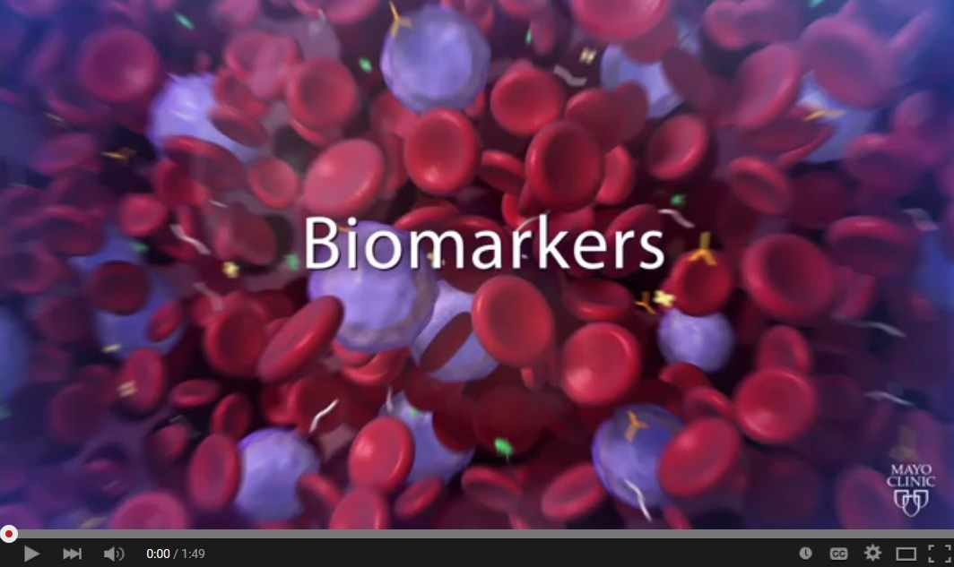 Biomarkers YouTube