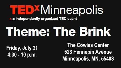 George V TEDxbox