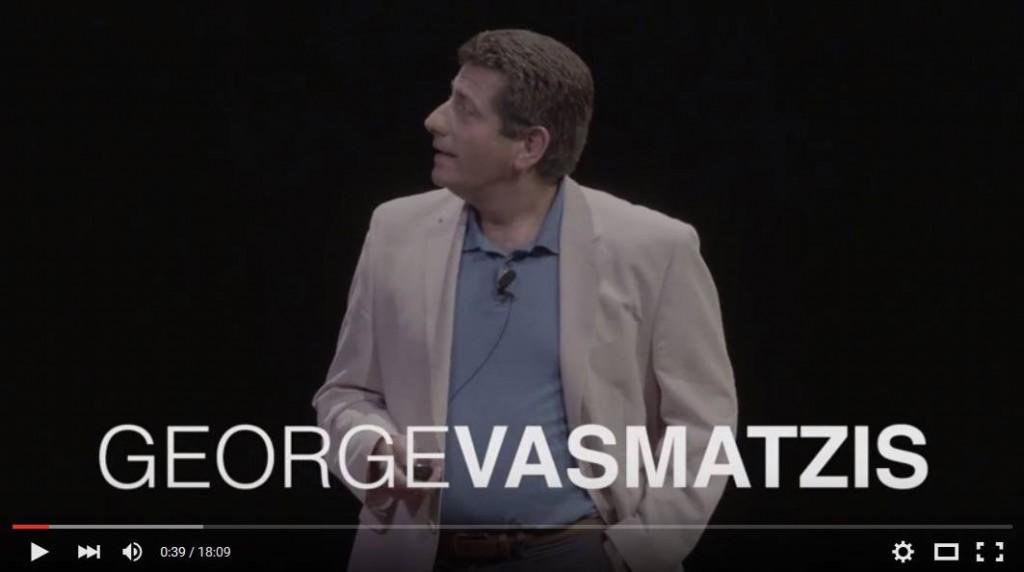 GeorgeV TEDx