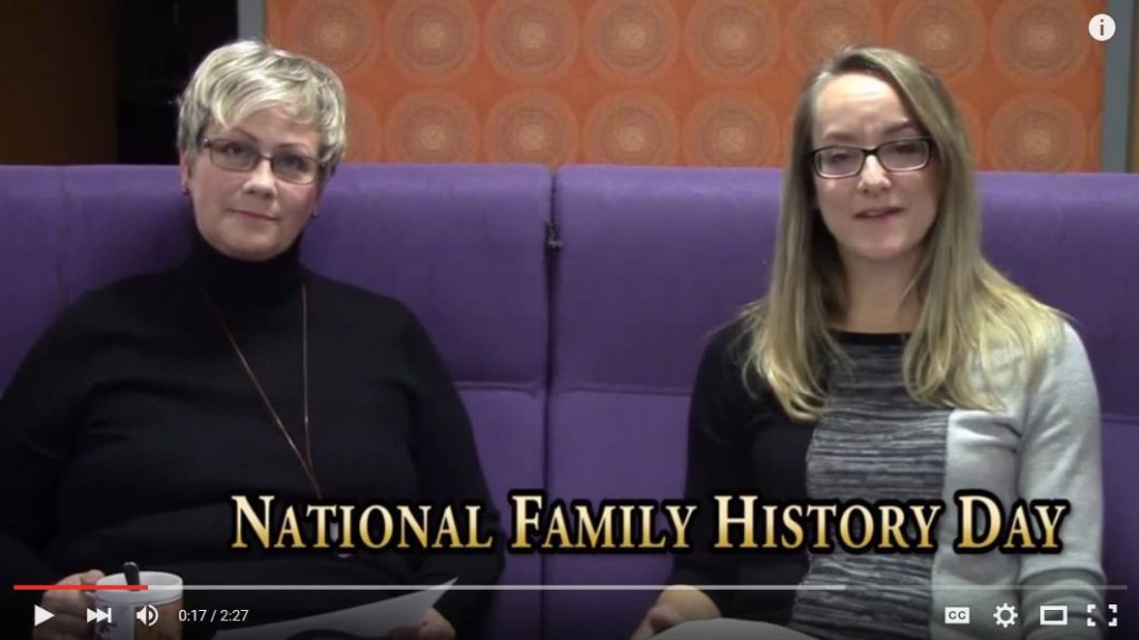 Family History-YouTube