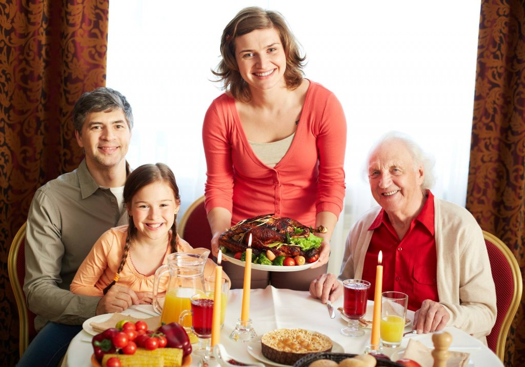 Grandma, gravy and genes: this Thanksgiving, learn your family's health history