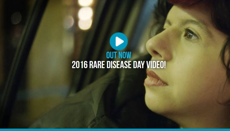 Watch the inspiring story of Elisa, an 18-year-old from Treviso, Italy, who is living with Williams syndrome, a rare disease that affects around 1 in 20,000 births. Video courtesy of Rare Disease Day.