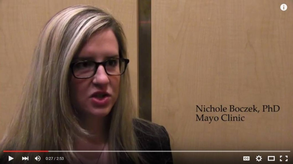 Story by Story, Episode 1: Dr. Nicole Boczek discusses her RNA sequencing research and her ACMG Top Poster Award.
