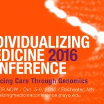 Early Bird Registration: Individualizing Medicine 2016 Conference