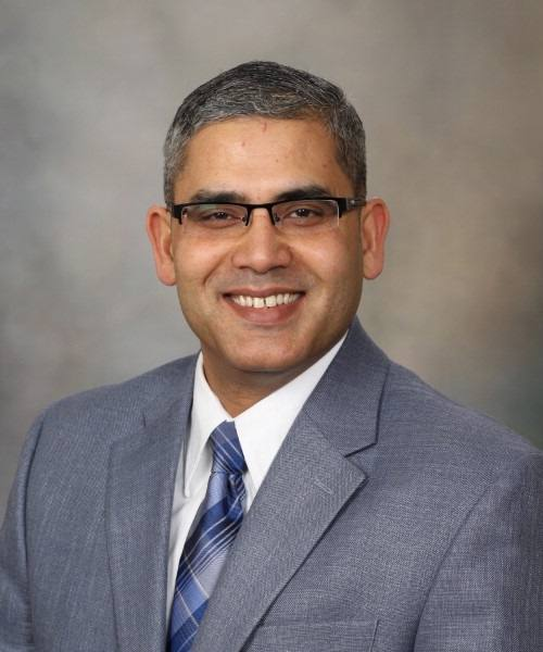 Meet Mukesh Pandey, Ph.D. - developing a new drug to detect prostate cancer in its earliest stages