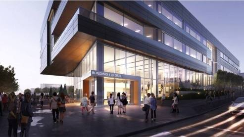 One Discovery Square - a hub for innovation, state-of-the-art labs, top researchers
