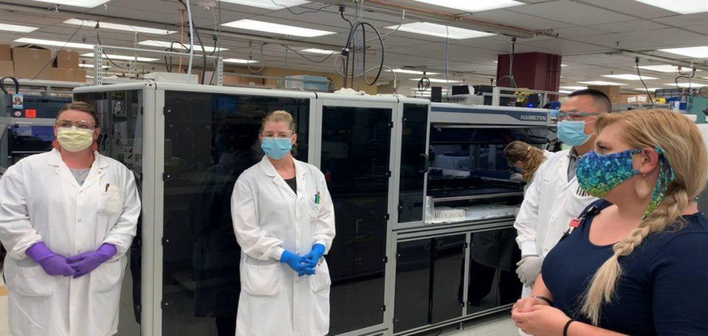 Mayo Clinic research advances diagnostics to lead COVID-19 pandemic response