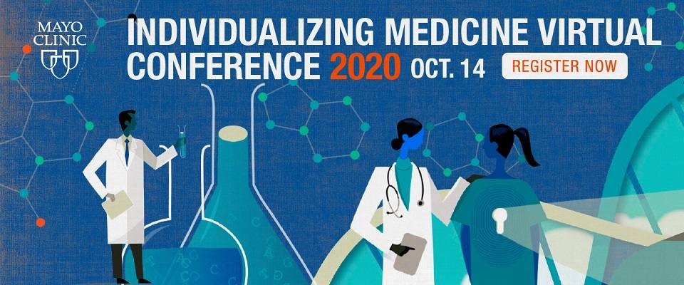 Center for Individualized Medicine 9th annual conference: Innovate. Connect. Transform.