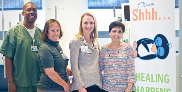 PICU sleep initiative looks to boost patient healing