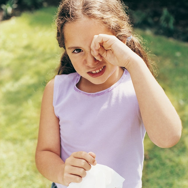 True or false: How much do you know about seasonal allergies in children?