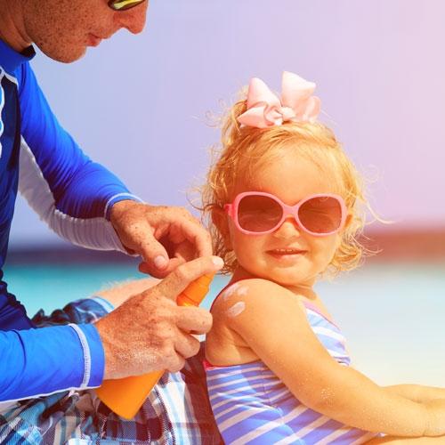 Safe summer fun: Hydrate, apply sunscreen, repeat